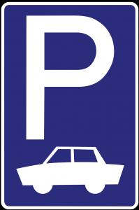 תמרור חניה