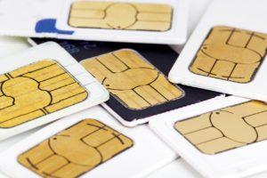 כרטיס SIM ראשית